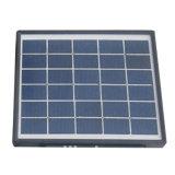 Pequeña luz solar casera de energía solar del kit