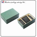 호화스러운 가죽 시계 패킹 전시 저장 상자 (Sy054)
