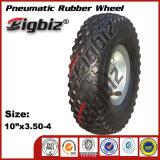 Gomma/pneumatico di gomma pneumatici della rotella da 13 pollici per la carriola