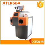 Soldador da jóia do metal dos produtos da máquina de soldadura do laser