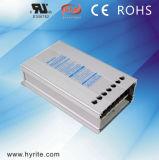 Fonte de alimentação de alumínio Rainproof ao ar livre do diodo emissor de luz de 60W 12V