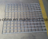 Rete metallica saldata galvanizzata Gabion 500*500*1000