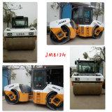 13トンの完全な油圧二重ドラム道路工事の機械装置(JM813H)