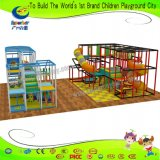 Campo de jogos interno misturado das crianças do tema do oceano da floresta para a venda