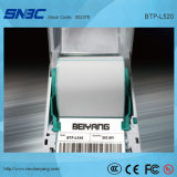 (BTP-L520) el USB de 56m m con Ethernet serie-paralela serial WLAN del USB dirige diseño delgado de la impresora termal de la escritura de la etiqueta