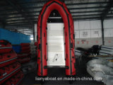 PVC Funny Inflatable Boat di 2.7m-5.5m Liya Marine Supplies