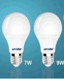 LEDの電球ランプライト12V 100lm/W