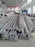 Polygonales galvanisiert und Puder überzogener Stahlpole