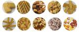 La ciudad de Jinan que hacía el chocolate llenó estallido del relleno de la base sopló máquina de las virutas de maíz del alimento de bocado del maíz