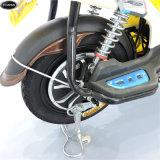 bici/bicicletta elettriche di /Li-ion del litio della rotella 48V-350W due