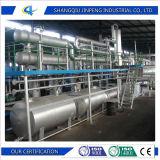 Neumático inútil continuo que recicla la planta Xy-9 de la pirolisis