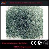 Material verde da abrasão do carboneto de silicone