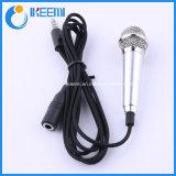 Mini micrófono del Karaoke para el teléfono móvil compatible para la computadora portátil de la PC
