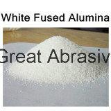 Белый сплавленный порошок F240-F2000 глинозема микро-