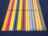 Fibra de vidro superior FRP Rod/barra da estabilidade dimensional GRP