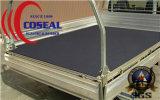 星の適性部屋の洗濯および実用的な部屋の地階のフロアーリングのための軽いゴム製体操のマット