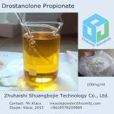 Drostanolone Propionat-hoher Reinheitsgrad-flüssiges Steroid 521-12-0