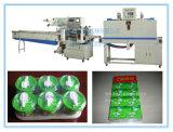 Machine d'emballage horizontale de flux de gelée automatique