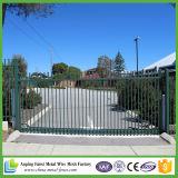 押されたやりの上の鋼鉄管の防御フェンス