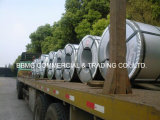 PPGIは建築材料の連続的な電流を通すライン工場のための冷間圧延された鋼鉄コイルをPrepainted