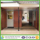 Конструкция загородки и строба высокия уровня безопасности стальная трубчатая для ярда