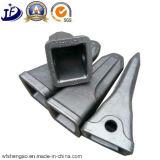Dentes de aço da cubeta do forjamento da fonte Custom/OEM de China para a máquina escavadora