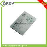 vier van de Kleur fudan 4K FM11RF32 slimme kaarten RFID van de de compensatiedruk
