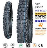 La motocicleta parte el neumático genuino de la motocicleta del neumático de la motocicleta del camino 275-17