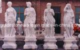 4 절기 신, 돌 대리석, 대리석 조각품 (GS-GS-005)