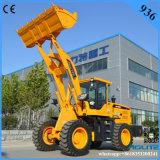 Nuovo caricatore della rotella della fabbrica della Cina del caricatore della rotella di prezzi con 2200kg