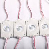 160 grados que hacen publicidad del módulo del contraluz de SMD3030 1.5W LED con la lente