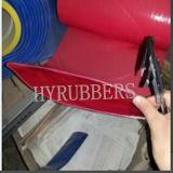 Boyau tressé de PVC de tissu de boyau de PVC atoxique