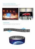 X LED-Anzeigesystem, bewegliche Kopf LED-Bildschirmanzeige