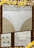 Сетки шнурка повелительниц Bodysuit комбинезона платья вышивки пригонки сексуальной тонкий