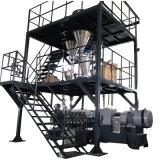 O PVC a rendimento elevado que recicl o plástico granula a máquina