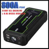 12V 800A Peak Current Mini Car Emergência Auto Jump Starter Power Bank 16800mAh