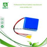 116590 batterie de recharge de Lipo 3.7V 7500mAh pour le moniteur