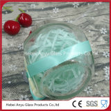 Frasco de vidro hermético do armazenamento/frasco dos doces/frasco de pedreiro/frasco da especiaria/frasco da vela