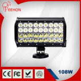 10 '' 108W Car LED Light Bar