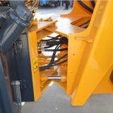 Низкие цены колеса ведра 2.2 тонн используемые затяжелителем с кнюппелем