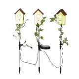 China fabricante Conjunto de 3 piezas Solar Garden Light