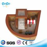 Bouncer gonfiabile LG9014 di tema del Corsair di disegno di Cocowater