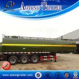 中国の工場30m3、40cbmの50cbmアスファルト/販売(カスタマイズされるボリューム)のための半瀝青のタンカーのトレーラー