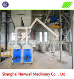 半自動10tph Workshop Type Dry Mortar Mixer