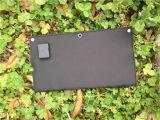 野外活動のための防水14W Foldable太陽電池パネルの充電器
