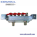 Distribuidor da água do aço inoxidável para o sistema de fonte da água
