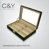 Комплект вахты коробки вахты роскоши Горяч-Продавая деревянный