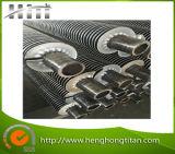 Tube à ailettes, réchauffeur tubulaire à ailettes de qualité