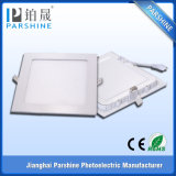 New Aluminum Ultra Thin Square Round 18W LED Panel Light