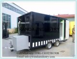 New Style Gas Tricycle Catering Truck